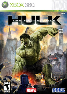 The Incredible Hulk (X-BOX360) 2008