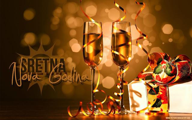 novogodišnje čestitke