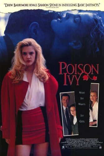 Poster Of (18+) Poison Ivy 1992 UnRated 720p Hindi DVDRip Dual Audio Full Movie