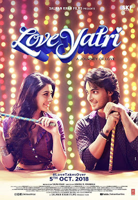 Loveyatri 2018 Full Movie Download in 720p HD