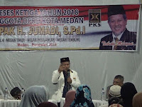 Reses Jumadi, S.Pd.I, Warga Minta Perbaikan Drainase dan Perhatikan Kuburan