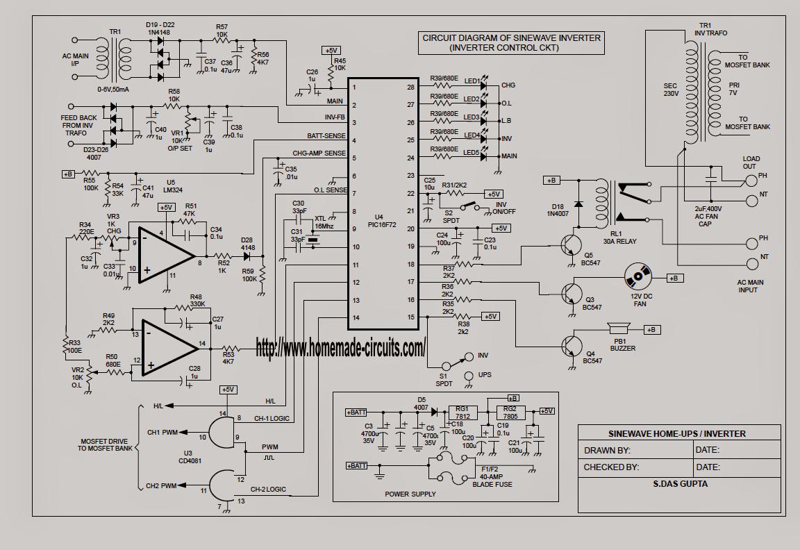 ups circuit diagram 600va 6 hyn capecoral bootsvermietung de u2022circuit diagram of 600va inverter wiring [ 1152 x 792 Pixel ]