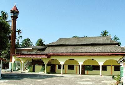 Masjid Pulai Chondong