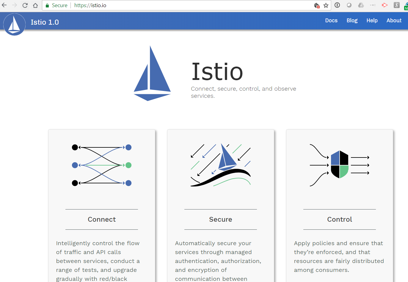 Converge! Network Digest: Open source Istio cloud service