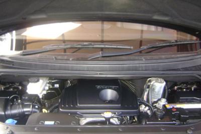 Foto Mesin Hyundai H1 Diesel