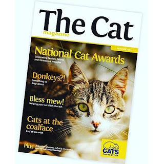 The Cat magazine Cats Protection