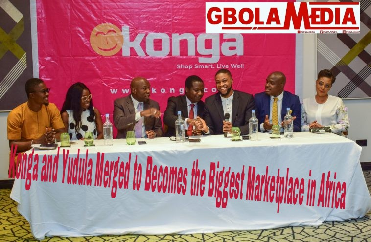 Konga and Yudula Merged Becomes Biggest Marketplace in Africa