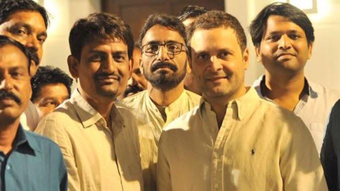 कांग्रेस ने अल्पेश ठाकुर से किया किनारा, पटना आने का न्योता नहीं.