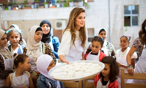 Happy Birthday Queen Rania of Jordan | Newmyroyals ...