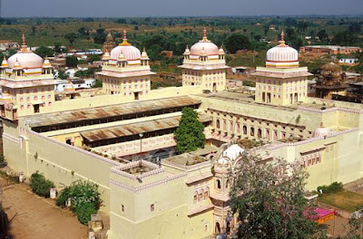 Ram Raja Temples in Orchha