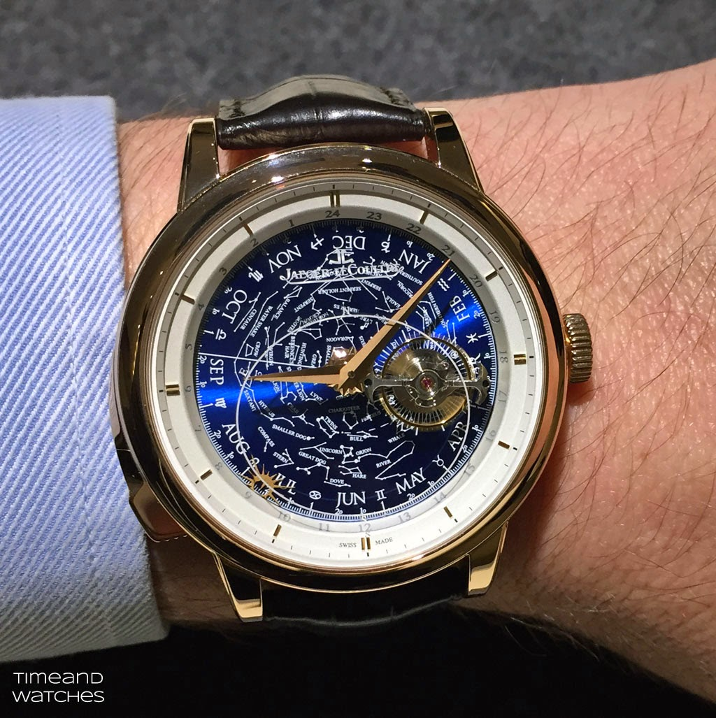 SIHH 2015 Novelties by Jaeger-LeCoultre