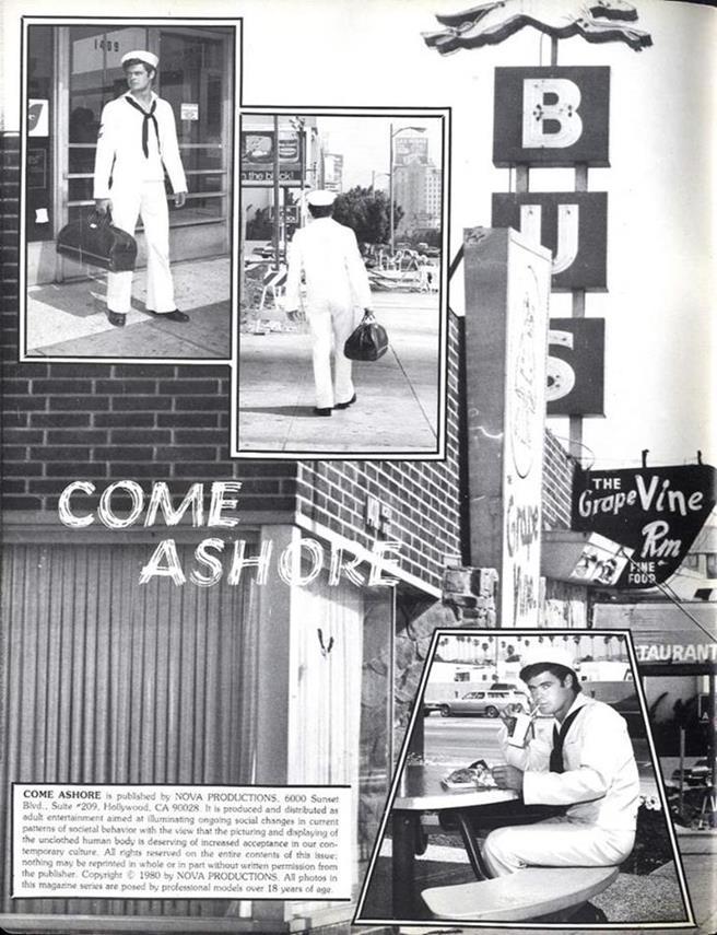 (Fotos) Come Ashore