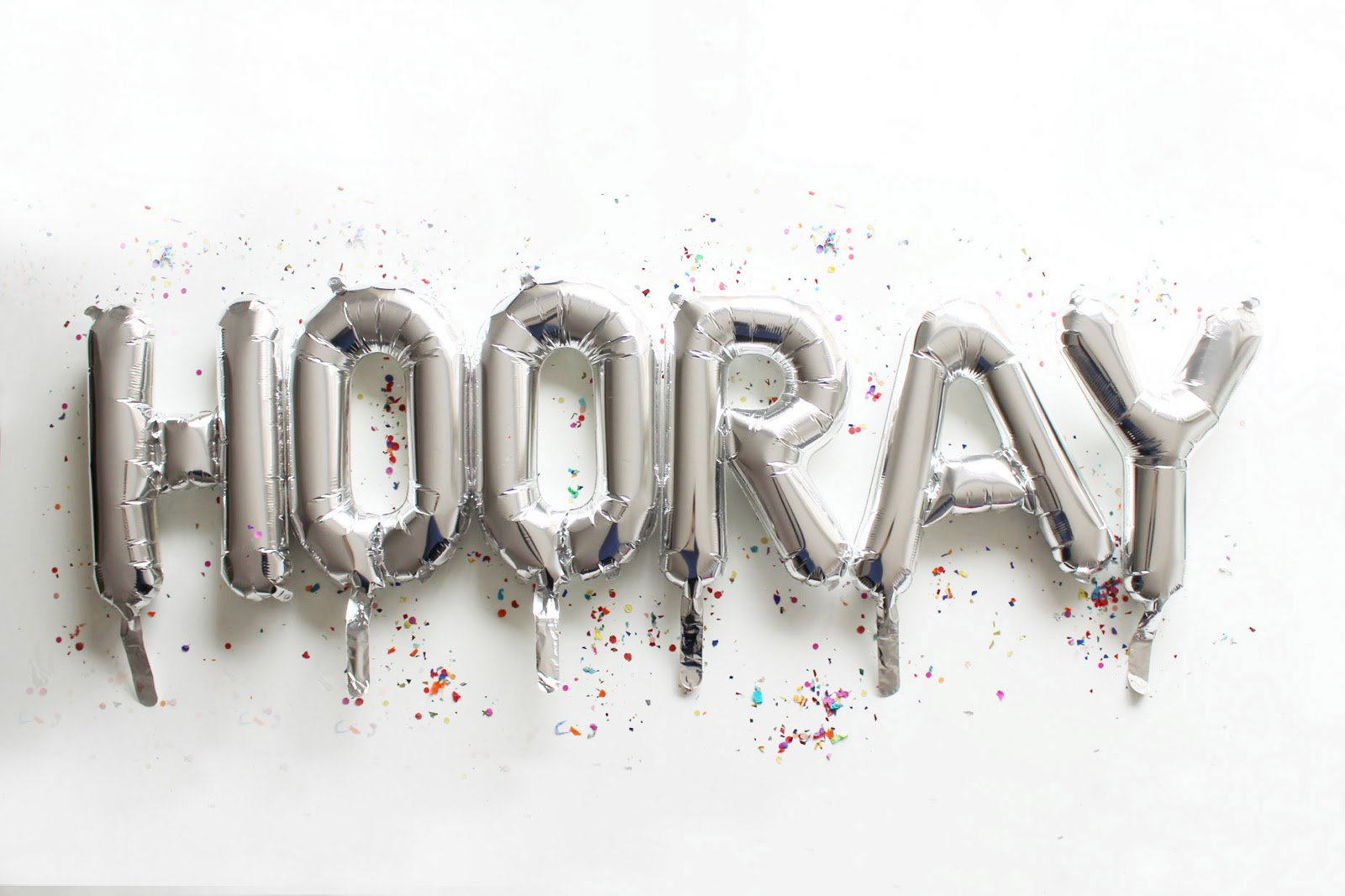 Hooray Balloon Message Desktop Wallpaper Poppytalk Bloglovin