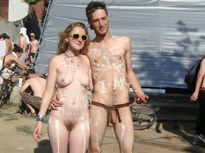Naked Village For Nudists In UK