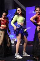 Sunny Leone Dancing on stage At Rogue Movie Audio Music Launch ~  334.JPG