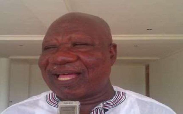 Allotey Jacobs - Central Regional Chairman of NDC