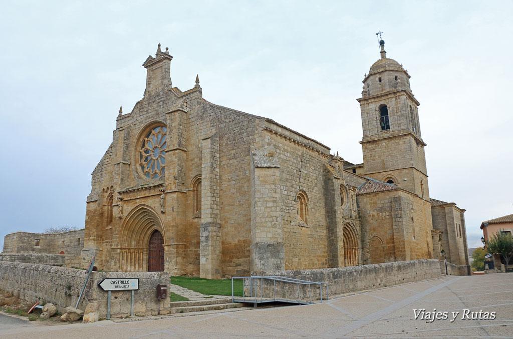 Iglesia Virgen del Manzano, Castrojeriz