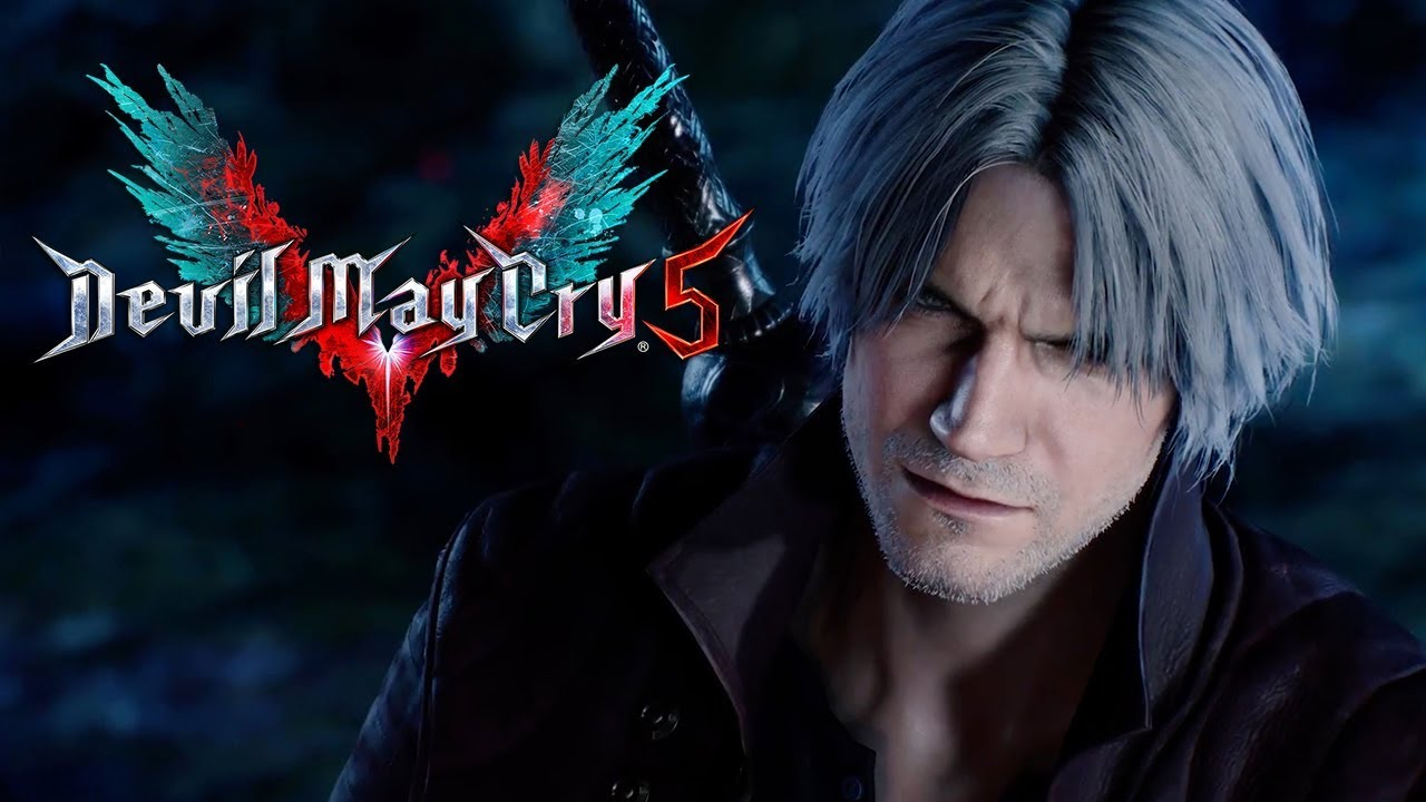 Lord Of Gamers Devil May Cry 5 Wallpaper デスクトップ壁紙 悪魔