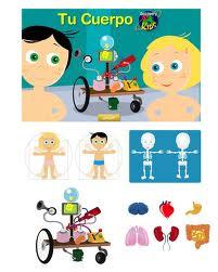 Macarena Villanueva Tu Discovery Kids Juegos Cuerpo Humano