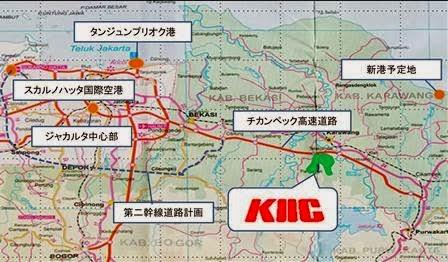 Loker Kawasan Kiic Karawang Daftar Alamat Perusahaan Di Kawasan Kiic Karawang Info Loker Lowongan Kerja Kawasan Surya Cipta 2015 Terbaikco