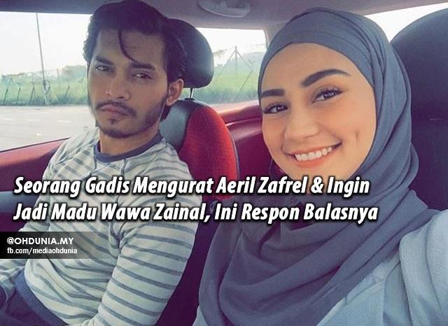 Aeril Zafrel & Wawa Zainal