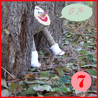 CALENDARIO DE ADVIENTO 2013. DIA 7: Llega el Tió de Nadal