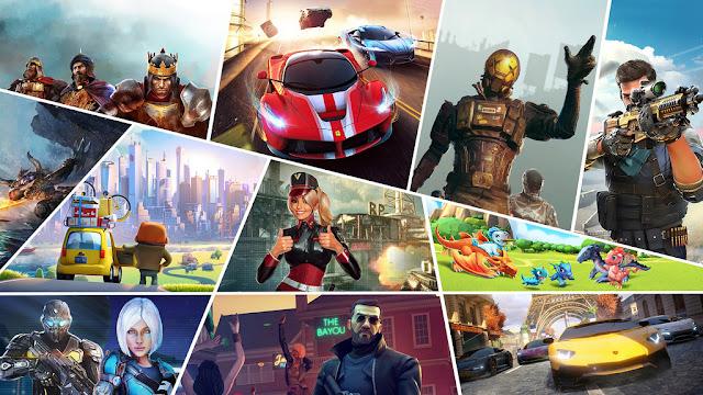 10 Game Gameloft Terbaik Di Bawah 50MB untuk Android