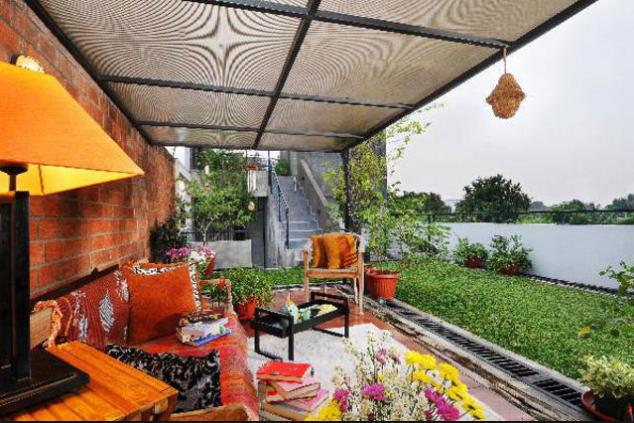 Hal Menarik Tentang Membuat Taman di Atap Rumah Minimalis Anda