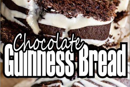 Chocolate Guinness Bread