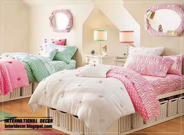 Teenage Girl Bedroom Ideas For Two teenage room ideas and decor, top tips for boys and girls