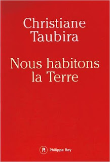 Nous Habitons La Terre de Christiane Taubira PDF
