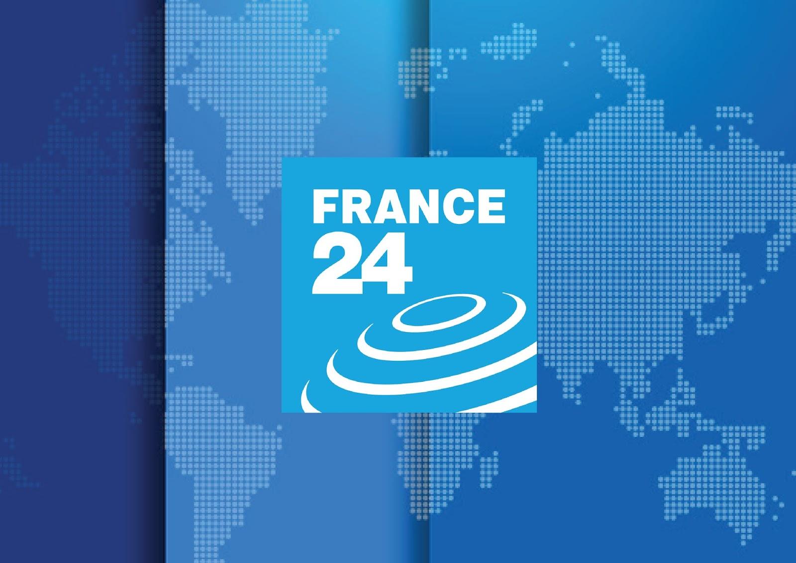France 24 Fr HD / En HD / Ar HD - Badr Sat Frequency - 2019