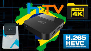 HTV BOX APLICATIVO BRASIL TV - 14/03/2018
