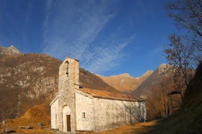 Chiesetta di S.Antonio Abate da Venzone