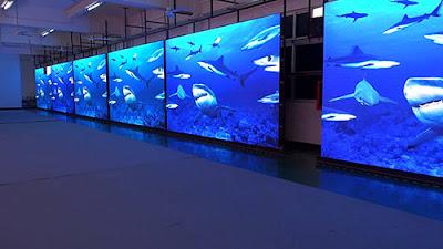 Cung cấp lắp đặt màn hình led p2 tại Thanh Hóa