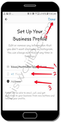 Instagram page kaise banaye|How to create an Instagram page-Biswajit2.com