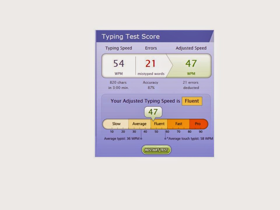 Images of Good Typing Test - #rock-cafe