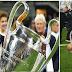 اللاعب الإنجليزي ديفيد بيكهام يهنئ المدرب زيدان ويصفه بالاسد الامازيغي في إشارة لأصوله الامازيغية