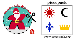 [Print and Play] Piecepack e Calendario Ludico: annunciazione!