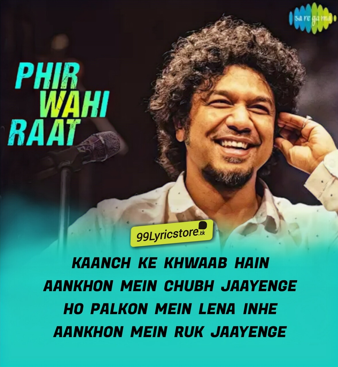 Phir Wahi Raat Hain Recreated Song Sung by Papon