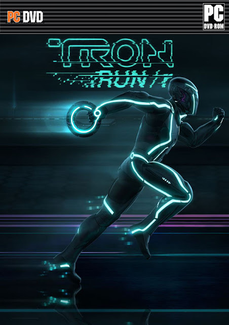Tron Run R Download Cover Free Game