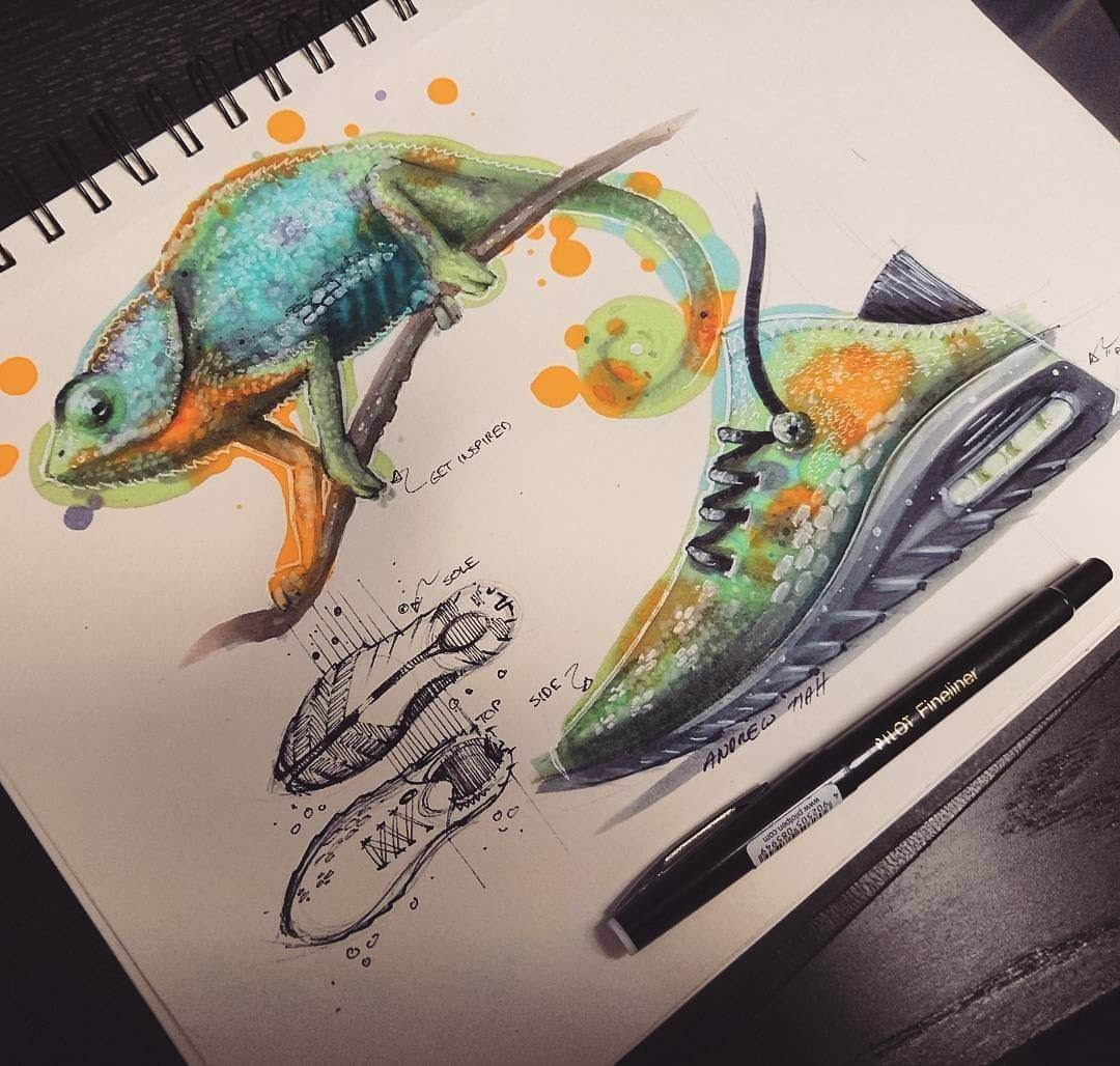 08-Chameleon-Trainers-TiahDesign-Animal-Inspiration-for-Product-Design-www-designstack-co