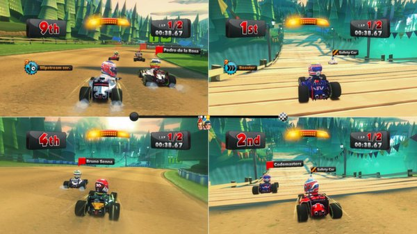 F1 Race Stars PC Full Version Screenshot 3