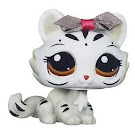 Littlest Pet Shop Mommy and Baby Tiger (#3585) Pet