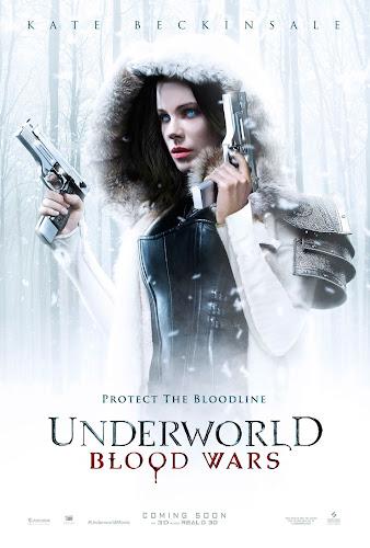 ตัวอย่างหนังใหม่ - Underworld: Blood Wars (มหาสงครามล้างพันธุ์อสูร) ซับไทย poster1