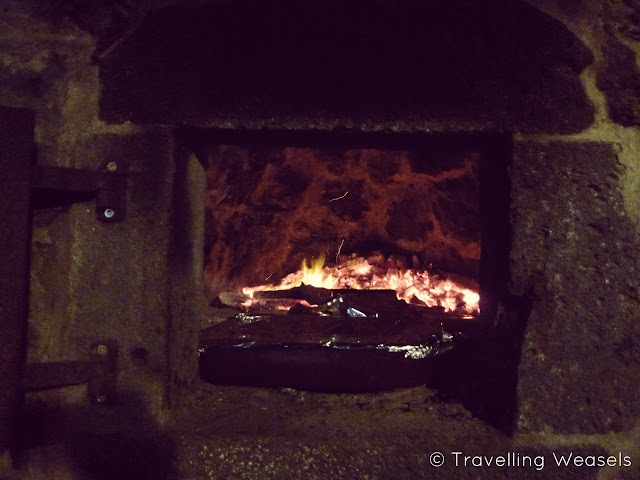 azores wood oven