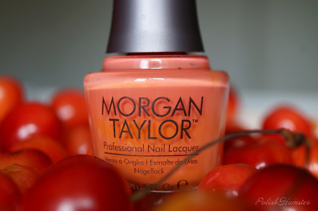 "Morgan Taylor ""Candy Coated Coral"""