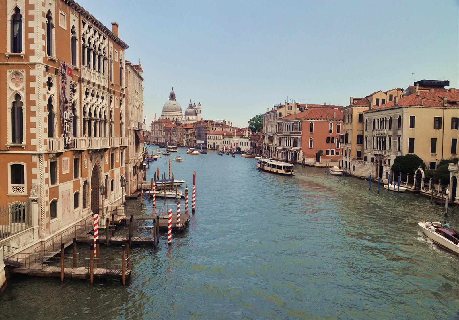 Voyage à Venise Grand canal Coin des licornes blog littéraire lifestyle Toulouse