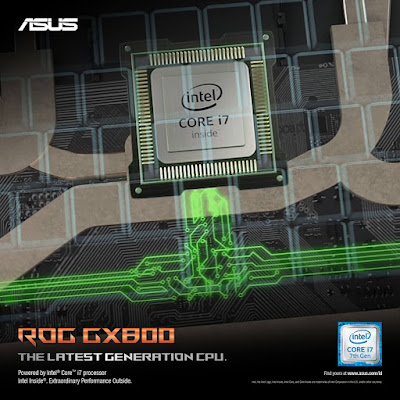 ASUS ROG GX800 Intel Core i7