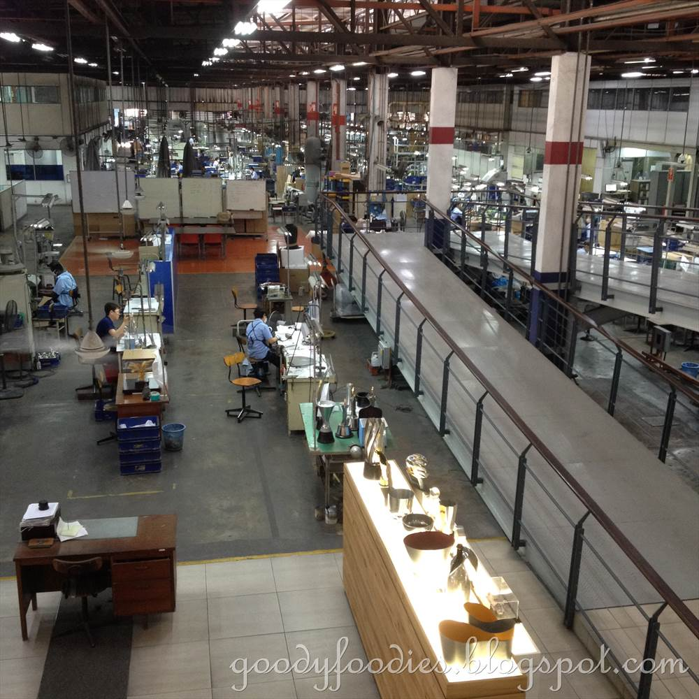 Factory Tour Retail E Where You Can Purchase Royal Selangor Pewter Products